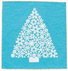 """White Christmas"" by Kellie Wulfsohn"