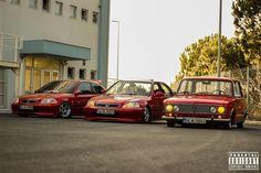 Red Cars Lada 2103 #cars #red #honda #typer #racing #art #love #retro #air #classics #day #japan #vtec