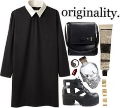 """""""Originality"""" by imintheocean ❤ liked on Polyvore"""