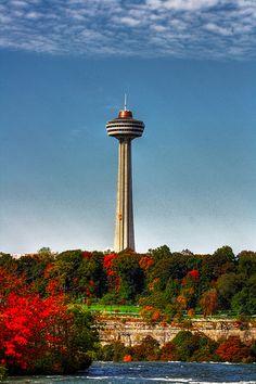 Niagara Falls - Canada - Skylon Tower