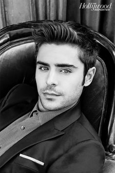 Zac Efron | By: Ruven AfanadorTHE HOLLYWOOD REPORTER | MAY 9,...