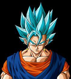 Vegetto super sayayin blue / ssjb