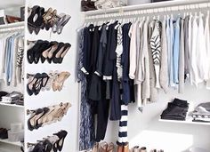 The Best Way to Clean Out Your Closet | Get on board with the KonMari method | PureWow National
