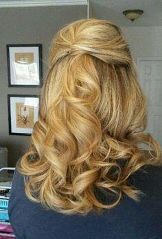17 Best Wedding Hair Down Styles