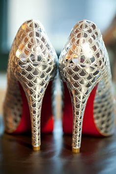 Louboutin Siren #fashion #heels #shoes For luxury custom made shoes visit www.just-ene.com