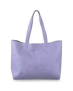 Oliver Bonas, Lilac, Purple, Gray Interior, Dark Grey, Your Style, Contrast, Pouch, Tote Bag