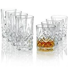crystal glasses - Google Search