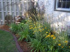Bay Window Garden Ideas find this pin and more on articles on teachers landscaping Landscape Idea Backyard Landscapinglandscaping