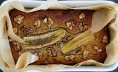 The Most Amazing Banana Bread
