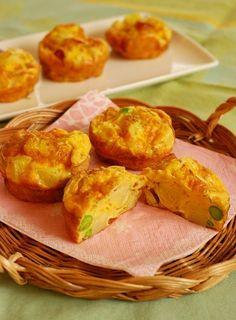 最近では300円ショップでも手に入れることができるマフィン型。そんなマフィン型を使って、マフィン以外の美味しい料理にチャレンジしてみませんか?アレンジは色々。マフィン型を使った美味しいレシピをご紹介します。