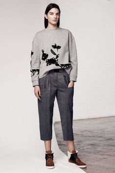 Thakoon Addition - Pre-Fall 2015 - Look 2 of 17