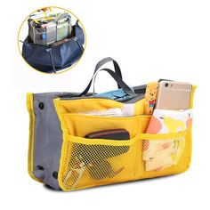 Storage Boxes & Bins New Portable Storage Shoe Bag Multifunction Travel Tote Storage Case Organizer Modern And Elegant In Fashion