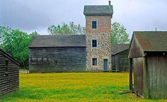 Kahdeksan amerikkalaista aavekaupunkia, Batsto Village, New Jersey