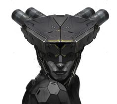 concept robots: Concept robots by Darren Bartley