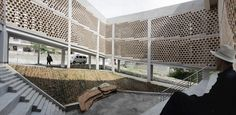 Image 1 of 24 from gallery of Angdong Hospital Project / Rural Urban Framework. Courtesy of Rural Urban Framework (RUF)