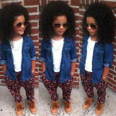 Natural & Curly Hair Hairstyles & Tricks