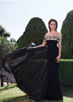 The Elegance of Tarik Ediz Haute Couture 2015 Stunning Dresses, Beautiful Gowns, Elegant Dresses, Pretty Dresses, Beautiful Outfits, Gorgeous Dress, Evening Dress Long, Evening Dresses, Prom Dresses