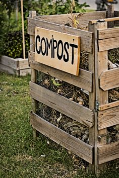 """8 Steps to Building an Awesome Compost Pile: What is """"compost""""? As a verb, """"to compost"""" or """"composting"""" refers to the process used to make compost. In general, this process involves mixing together a variety of food wastes, yard wastes, and/or other compounds in proportions that are favorable for the growth and reproduction of bacteria."""
