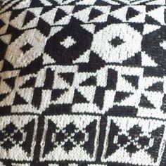 Ravelry: Pillow with Motifs from Pyrgi pattern by Ane-Karin Pedersen