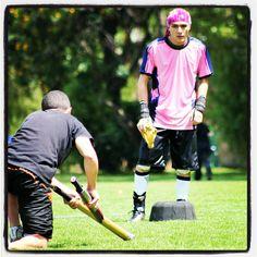 Qwiking! #Me #YoSoyJugger Lycaon Pitcus team, Actaeonis Grex Jugger League, Bogotá, Colombia