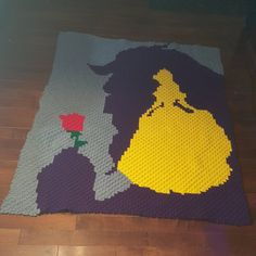 The directions are based off of a graph I found for free on Pinterest. I'm sharing my written instructions and the graph was not created by me so I have no idea who to credit. It appears it w…