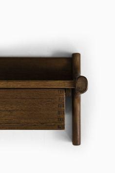 Børge Mogensen bedside tables in teak at Studio Schalling