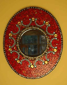 .                                                                                                                                                                                 Mosaico espejo