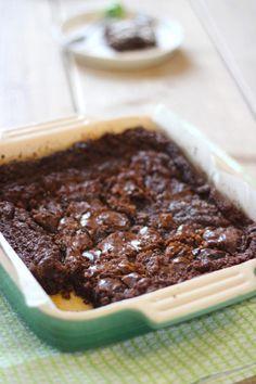 Smeuige chocoladebrownies - Lekker en Simpel