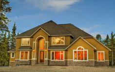 Строительство дома: Выбор конструкции и материала
