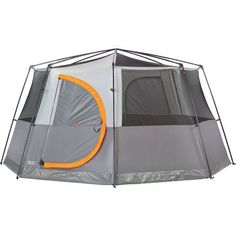 Coleman Evanston™ Screened 8 Person Tent //c&erlover.org/best-c&ing-tent-review/ | Family C&ing Tent | Pinterest | Tent reviews Tents and ...  sc 1 st  Pinterest & Coleman Evanston™ Screened 8 Person Tent http://camperlover.org ...