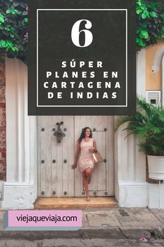 Cartagena de Indias es un destino imperdible si viajas a Colombia. Desde el Centro Histórico, hasta el Castillo de San Felipe o la Bahía de Bocagrande: 6 planes para que prepares tu visita a este destino maravilloso en el Caribe, y excesivamente romántico. Lettering, World, Grooms, Blog, Travel Alone, Long Weekend, Boyfriends, Drawing Letters, Blogging