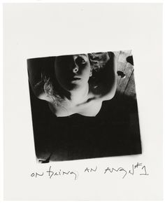 Francesca Woodman, On Being an Angel # 1, 1977 © Betty and George Woodman NB: No toning, cropping, enlarging, or overprinting with text allowed.