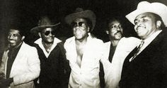 The Soul Clan : King, Tex, Covay, Pickett and Burke