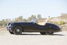 1953 Jaguar XK120 Roadster #jaguarxk #roadster #roadtrip #carphotography