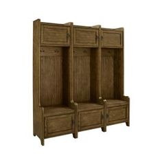 Perk up an updated touch to your dwelling area with the selection of this amazing and wonderful CROSLEY FURNITURE Fremont Coffee Entryway Set. Easy to handle. Entryway Storage Cabinet, Entryway Shelf, Cubby Storage, Storage Spaces, Antique Hardware, Antique Metal, Mudroom Cubbies, Shoe Cubby, Wood Dust