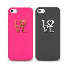 Ultra Case Love Hardcase für iPhone 5 bei www.StyleMyPhone.de