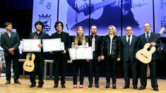 El portugués Joaquim Santos Simoës gana el concurso de guitarra Andrés Segovia