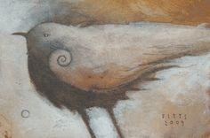 Little Spiritbird With Circle.....sethfitts