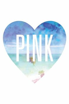 I'm in love with the Victoria secret pink logo <3