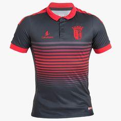 Sporting Braga 17-18 Home, Away & Third Kits Released - Footy Headlines