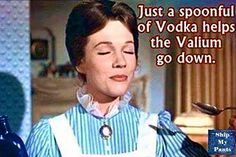 No disrespect to Mary Poppins..... But this cracked me up. :D