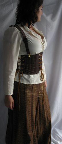 Mrs. Fitzsimmon's Waistcinch - CLOTHING