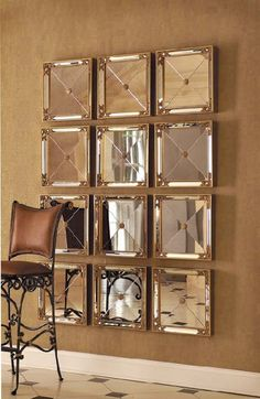 Beautiful Panel Mirrors