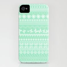 Minty-Licious iPhone Case by Shawn Terry King