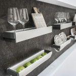 """""""Design in der Küche"""" - #formfollowsfunction #form #follows #function #livingkitchen2015 #zukunft #wohnen #living #kitchen #future #design"""