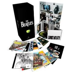 The Beatles Stereo Box Set my dad has this he got it for his birthday