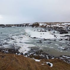 I really like Urriðafoss, the most voluminous waterfall in Iceland. In the South, not far away from Selfoss