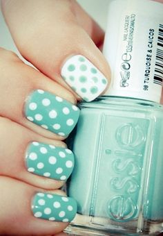 beautiful blue nail designs Easy Nail Art Design Ideas