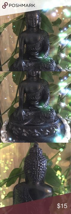 Meditating Buddha Statue Bring some peace into your life with this  beautiful Buddha Statue which is 4 inches high. Buddhism started with the Buddha. The word 'Buddha' is a title, which means 'one who is awake' — in the sense of having 'woken up to reality'. The Buddha was born as Siddhartha Gautama in Nepal around 2,500 years ago. He did not claim to be a god or a prophet. He was a human being who became Enlightened, understanding life in the deepest way possible. Other