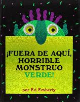 FUERA DE AQUÍ HORRIBLE MONSTRUO VERDE